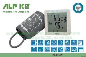 Máy đo huyết áp điện tử bắp tay tự động ALPK2 K2-232